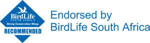 Endorsed by BirdLife South Africa