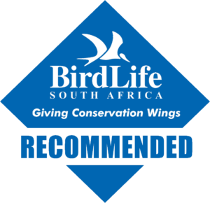 BirdPro is endorsed by BirdLife South Africa